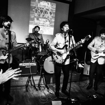 The Beijing Beatles Shea