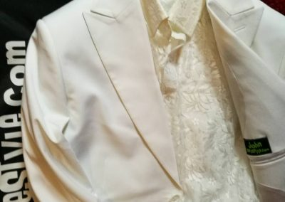 John Abbey Road & Lace Shirt