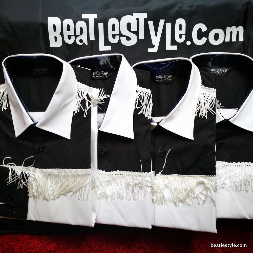 4 cowboy shirts small