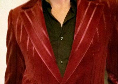 George GTAT Red Velvet