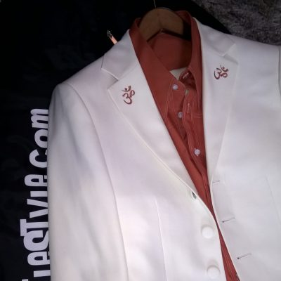 George Concert for Bangladesh suit and shirt