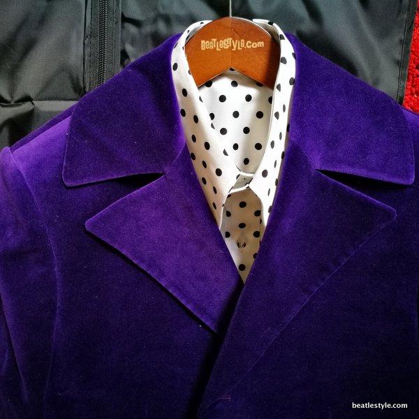 Purple velvet GTAT