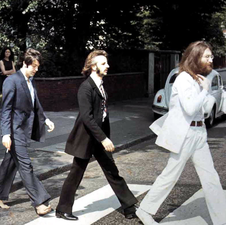 1969 Ringos Abbey Road Suit
