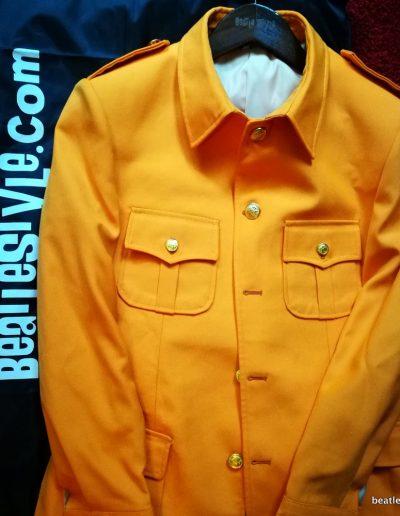 Strawberry Fields Orange full jacket small